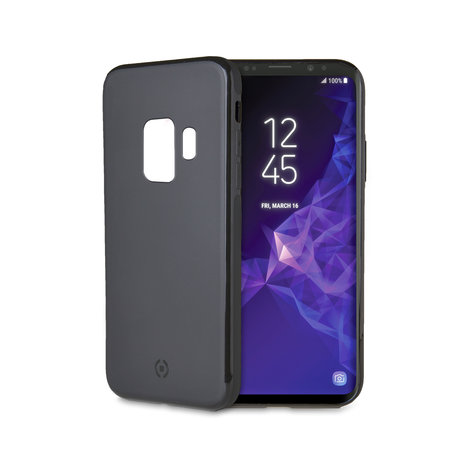 Celly GHOST SKIN GALAXY S9 BLACK