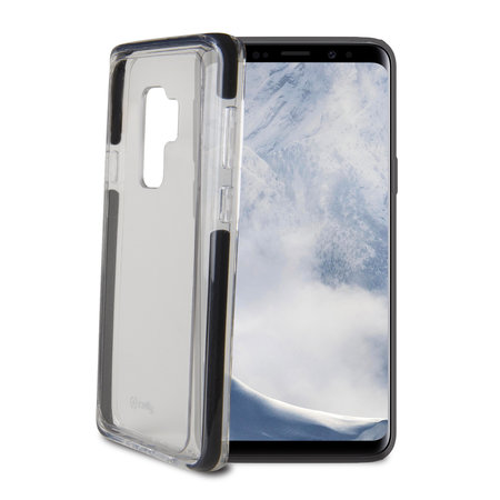 Celly HEXAGON COVER GALAXY S9 PLUS BLACK