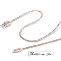 USB LIGHTNING TEXTILE GD MFI