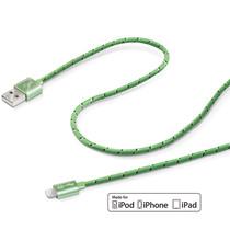 USB LIGHTNING TEXTILE GN MFI