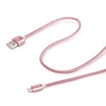 USB CABLE MICRO TEXTILE RGOLD