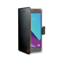 WALLY CASE GALAXY J3 2017 BLACK