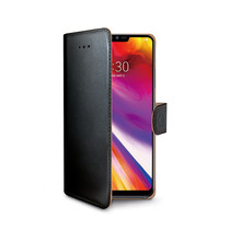 WALLY CASE LG G7 BLACK