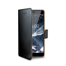 WALLY CASE NOKIA 5.1 BLACK
