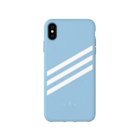 Adidas GAZELLE COVER IPHONE XS MAX SKY/WHT