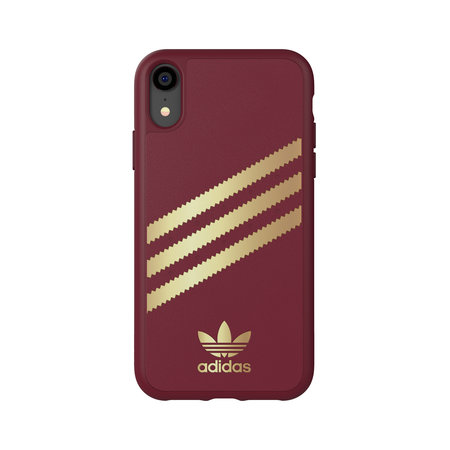 Adidas GAZELLE COVER IPHONE XR BUR/GOLD