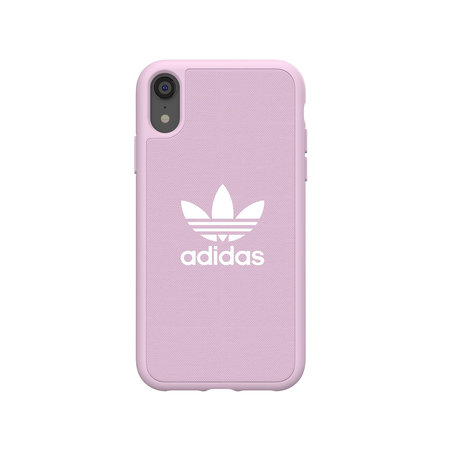Adidas ADICOLOR COVER IPHONE XR CLEAR PINK