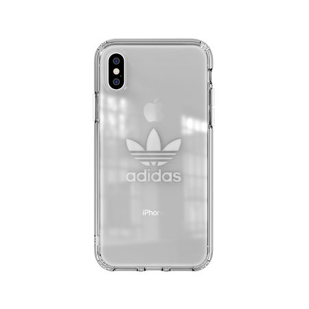 Adidas CLEAR COVER ADIDAS IPHONE XS/X