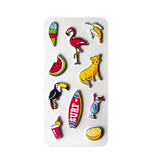 Celly 3D STICKERS TEEN TROPICAL