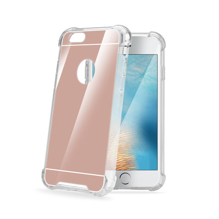 Celly ARMOR MIRROR COVER IPHONE 7/8 ROSGL