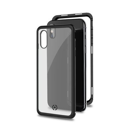 Celly ATTRACTION CASE IP XS MAX BK