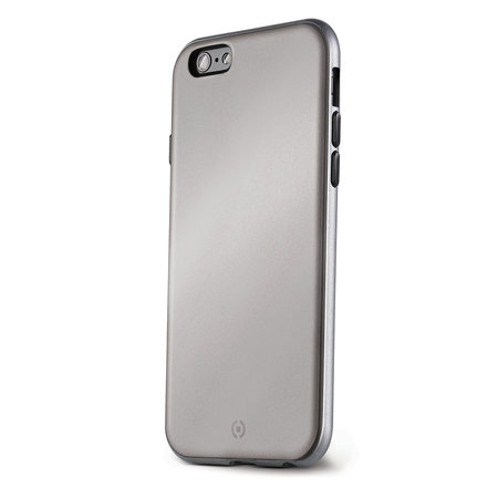Celly BUMPER COVER IPHONE6/6S PLUS SILVER