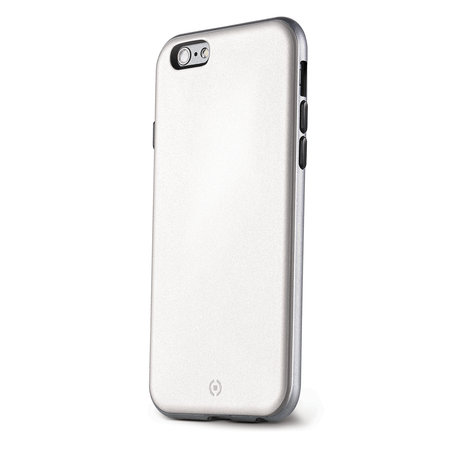 Celly BUMPER COVER IPHONE 6/6S PLUS WHITE