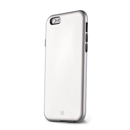 Celly BUMPER COVER IPHONE 6/6S WHITE