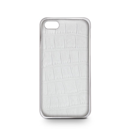 Celly CROCODILE COVER IPHONE 6/6S WHITE