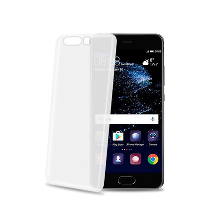 Celly FROST COVER HUAWEI P10 WH