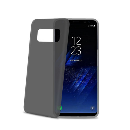 Celly FROST COVER GALAXY S8+ BK