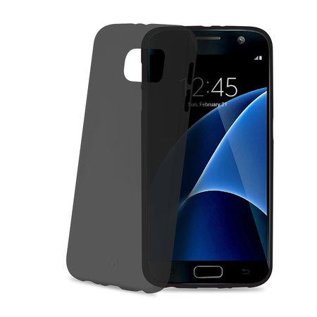 Celly FROST COVER FOR GALAXY S7 BK