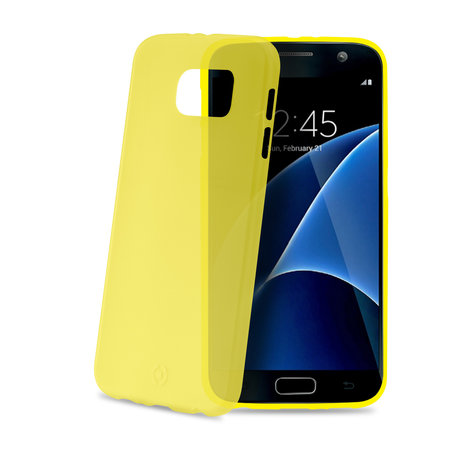 Celly FROST COVER FOR GALAXY S7 YL