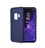 Celly GHOST SKIN GALAXY S9 BLUE