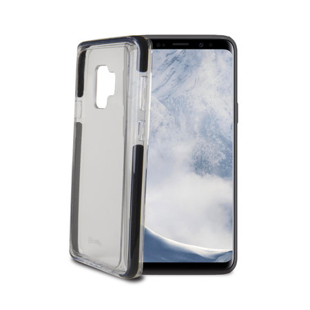Celly HEXAGON COVER GALAXY S9 BLACK