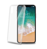 Celly COVER ULTRATHIN IPHONE X/XS WH