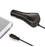 Celly CAR CHARGER 2.1A MICROUSB