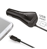 Celly CAR CHARGER 2.1A MICROUSB USB
