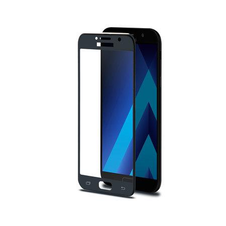 Celly 3D GLASS GALAXY A3 2017 BLACK