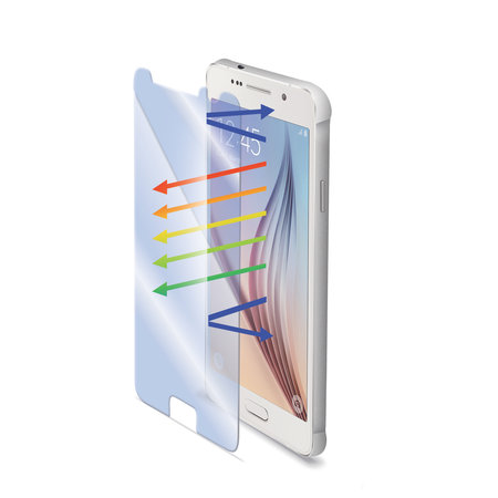Celly GLASS ANTI-BLUE RAY GALAXY S6