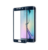 Celly FULL CURVE GLASS GALAXY S6 EDGE BK