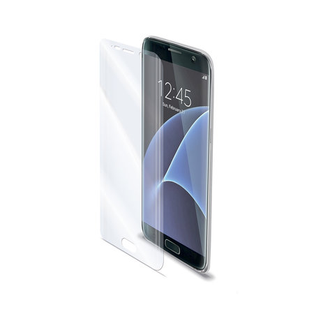 Celly FULL CURVE GLASS GALAXY S7 EDGE