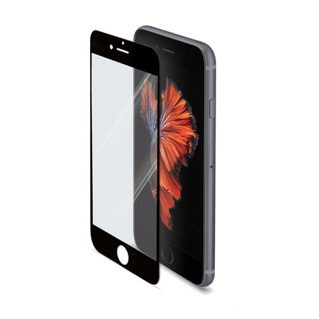 Celly FULL GLASS IPHONE 6S PLUS BLACK
