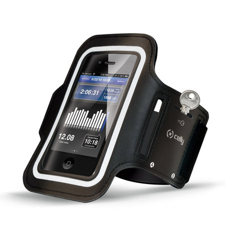 Celly ARMBAND CASE SIZE 3XL BLACK