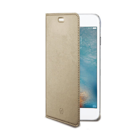 Celly AIR CASE IPHONE 7/8 PLUS GOLD