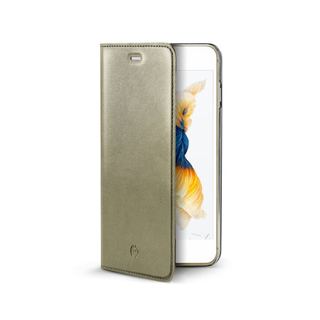 Celly AIR PELLE IPHONE 6S GOLD