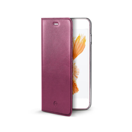 Celly AIR PELLE IPHONE 6S PINK