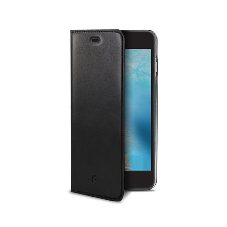 Celly AIR PELLE IPHONE 7/8 BLACK
