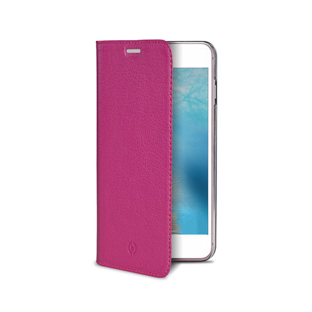 Celly AIR PELLE IPHONE 7/8 PINK