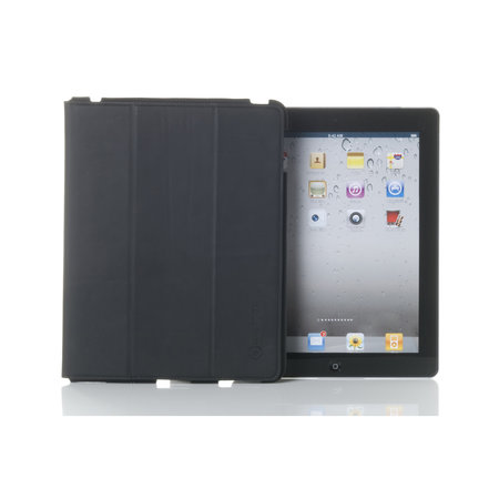 Celly BOOK CASE IPAD2 BLACK