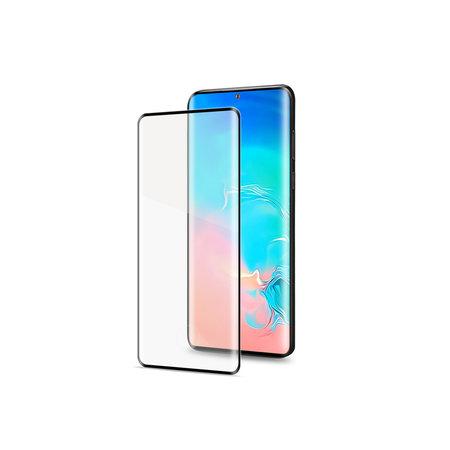 3D GLASS GALAXY S20 BK