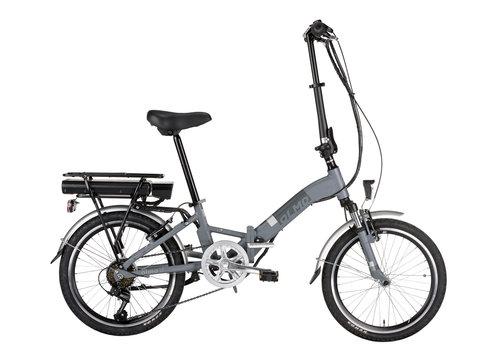 E- FOLDING BICYCLE