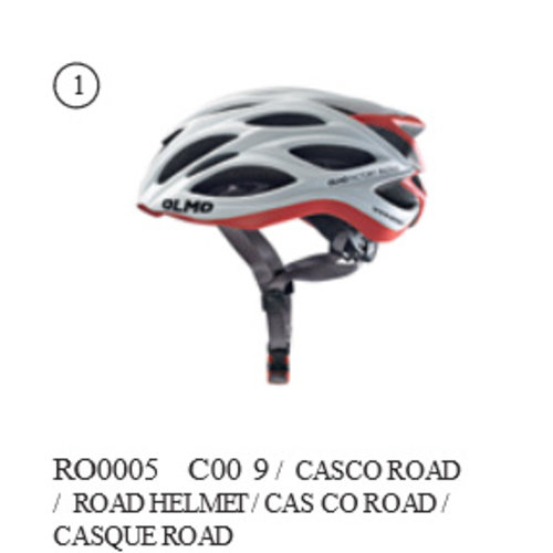 RO0005 - CORSA NERO - FIETSHELM
