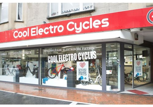 Cool Electro Cycles Blankenberge