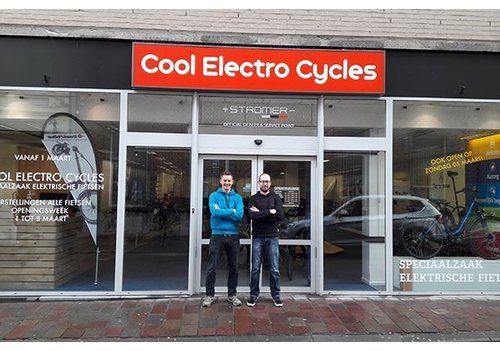 Cool Electro Cycles Tielt