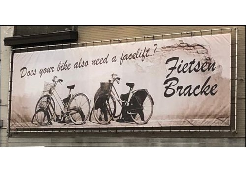 Fietsen Bracke Melle