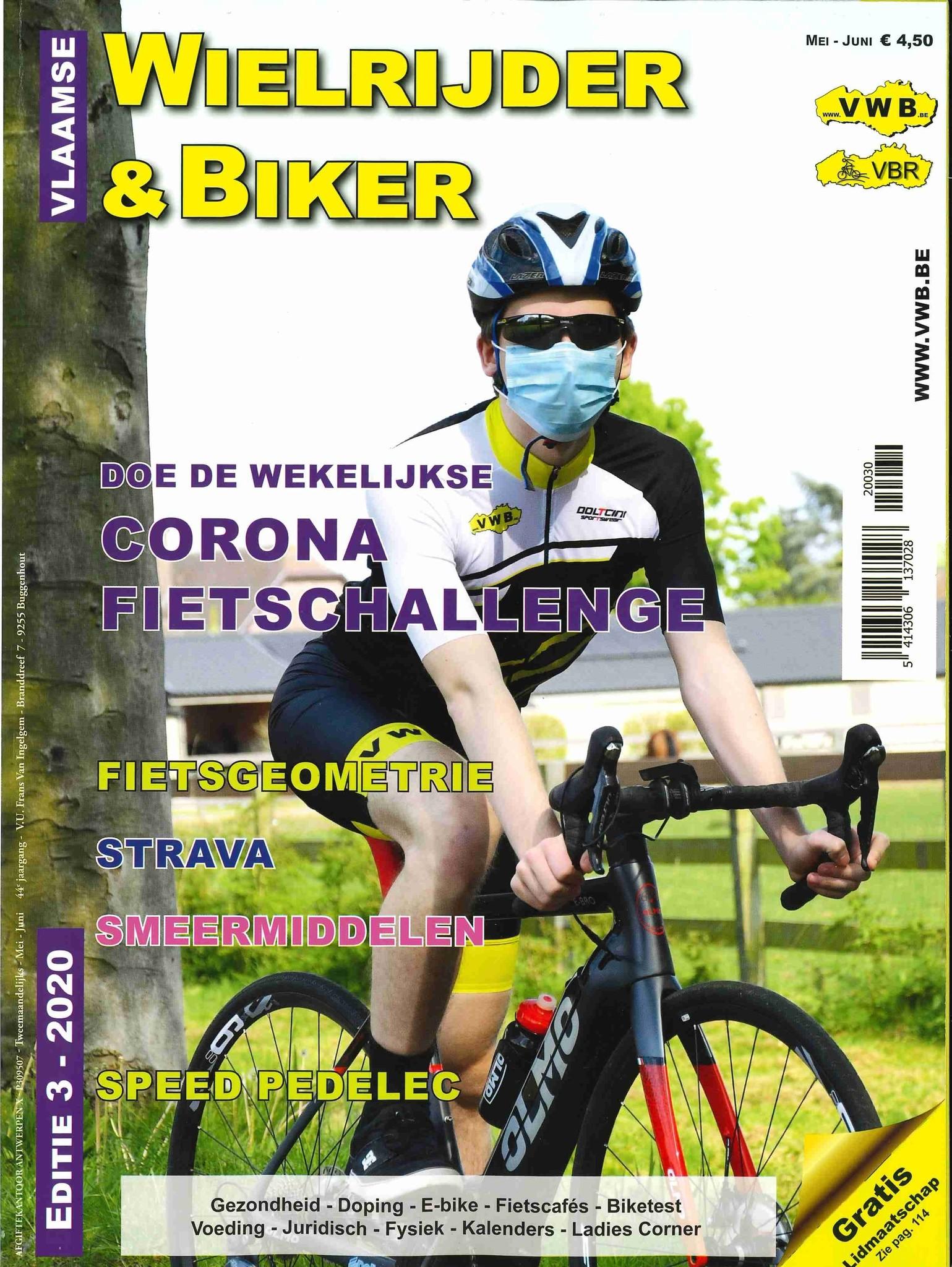 Vlaamse Wielrijder & Biker editie 03-2020