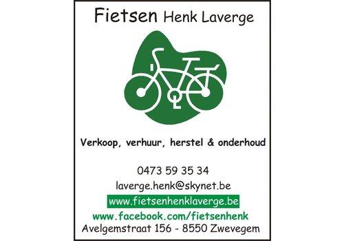 Fietsen Henk Laverge Zwevegem