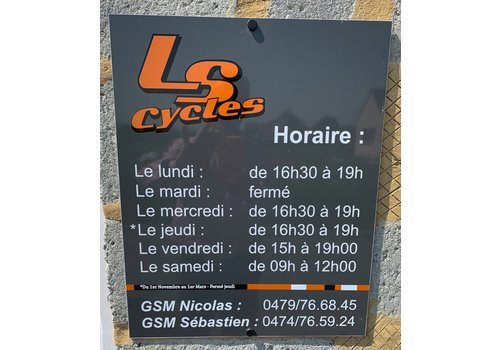 LS Cycles - Soignies