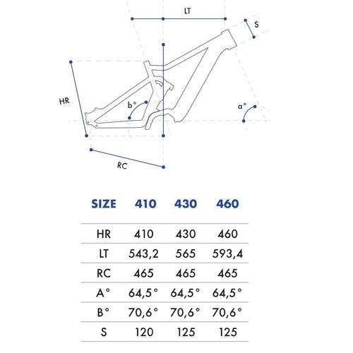 """TO3030 - Shenda 27,5"""" Shimano XT 11v."""
